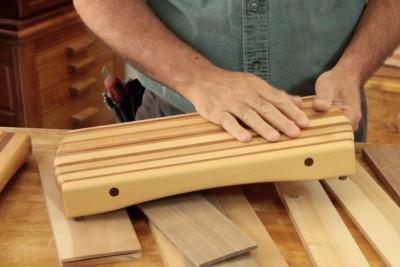 Revaloriser les retailles de bois | Trucs d'atelier avec Denis Fortin
