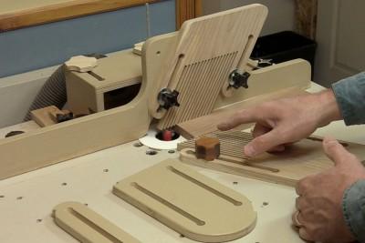 Accessoires pratiques pour des coupes précises