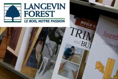 Librairie pour passionnés du bois, plans et DVD - Langevin & Forest