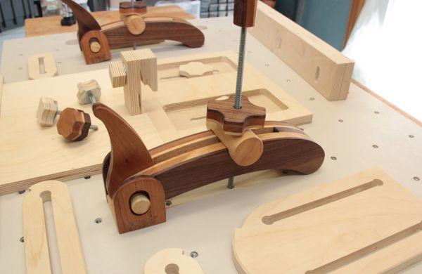 cours outils de serrage bois passions et cie. Black Bedroom Furniture Sets. Home Design Ideas