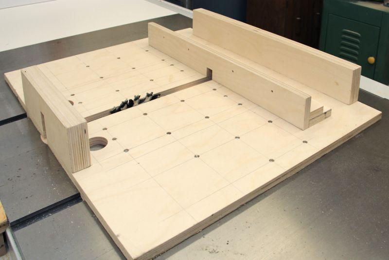 guide pour lame rainurer bois passions et cie. Black Bedroom Furniture Sets. Home Design Ideas