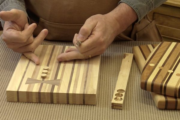 Partie 3 - Motifs et insertions de bois