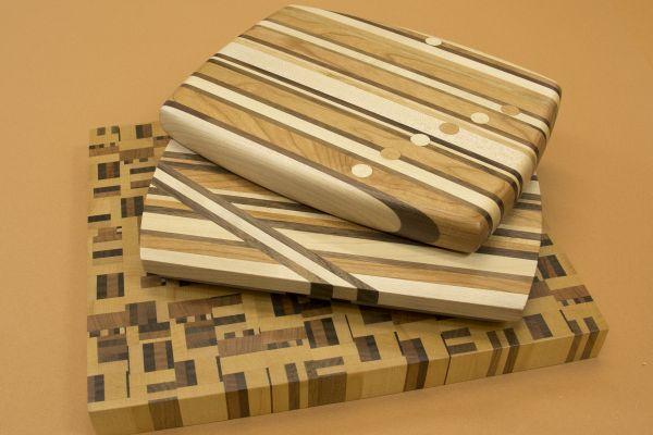 Cours complet - Planches et blocs de bouchers