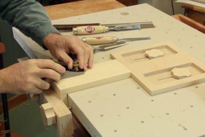 Fabrication de poignées