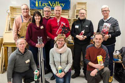 Rendez-vous des passionnés - Bois passions et cie et Lee Valley - 2 et 3 février 2018