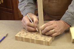 Planches et blocs de boucher