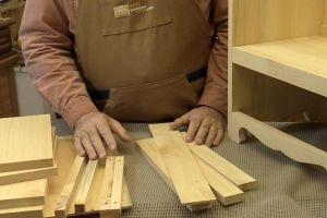 Préparation des composants du tiroir