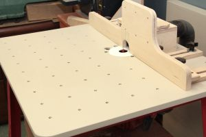 Introduction to the router table