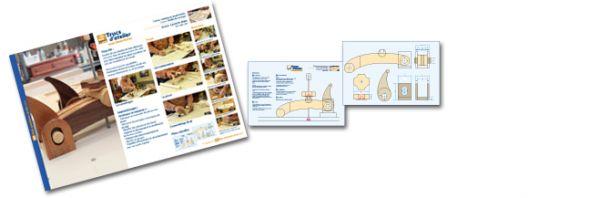 Plans détaillés - Le serre-étaux