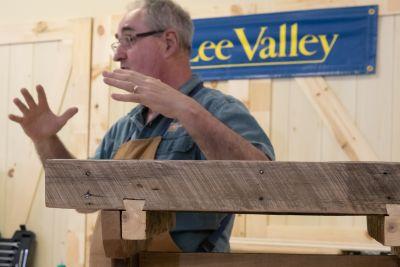Rendez-vous des passionnés - Bois passions et cie et Lee Valley - 2 juin 2018