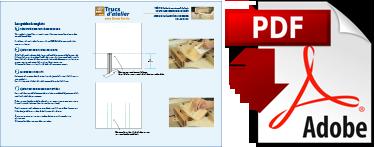 Cahier de plan détaillés - Version pdf inclus