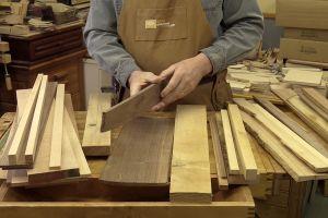 Récupération du bois