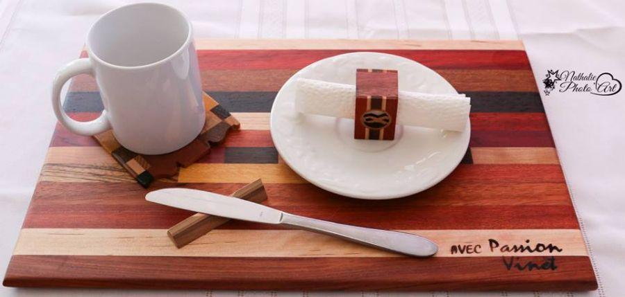 Planches à découper et accessoires de table