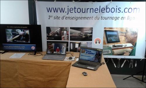 Exposition en France - Société Bordet
