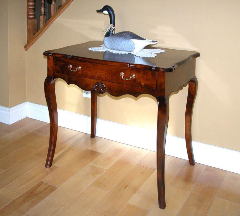 Table de style