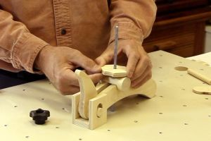 Conclusion on the wooden toggle clamp