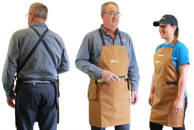 Woodworker's apron