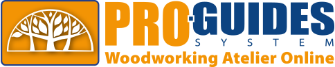 PRO-GUIDES System of Woodworking Atelier Online
