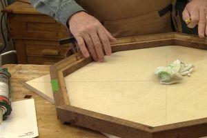 Fabrication de la ceinture à angles