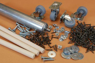 Quincaillerie pour accessoires de manutention