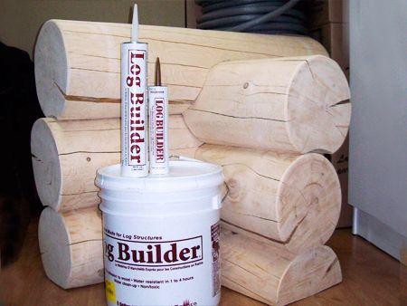 Log Builder - produits