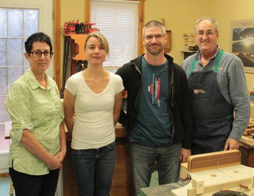 Formation en atelier - Comprendre le bois et les outils