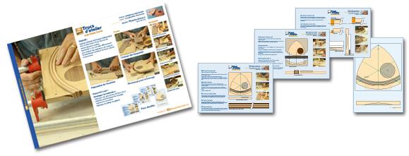 Plans détaillés - Planches niveau 2