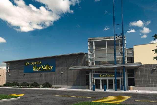 Lee Valley - Magasin de Laval