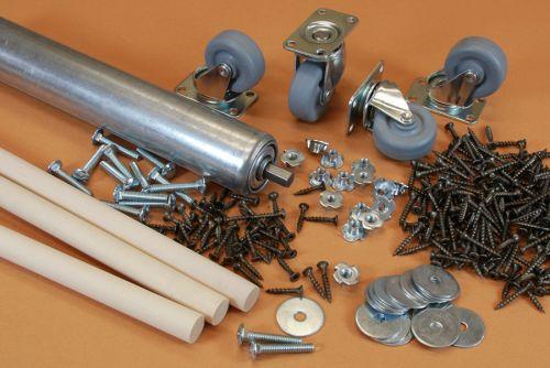 Quincaillerie d'accessoires de manutention
