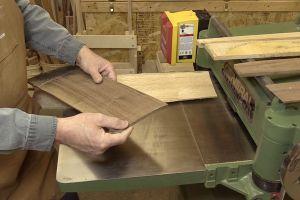 Conseils pour le planage du bois