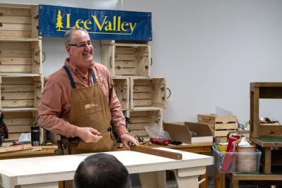 Rendez-vous des passionnés - Bois passions et cie et Lee Valley - 14 avril 2018