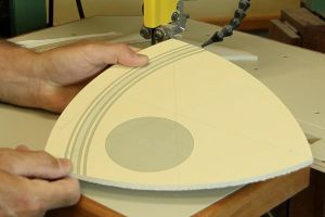 Préparation du stencil